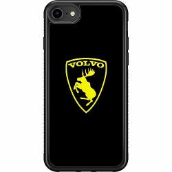 Apple iPhone 8 Soft Case (Svart) Volvo