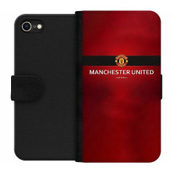 Apple iPhone 8 Wallet Case Manchester United