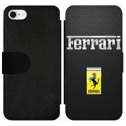 Apple iPhone 7 Wallet Slimcase Ferrari