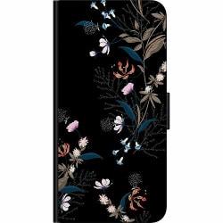 Apple iPhone 12 Pro Max Fodralväska Blommor