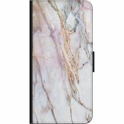 Samsung Galaxy A6 (2018) Fodralväska Marmor