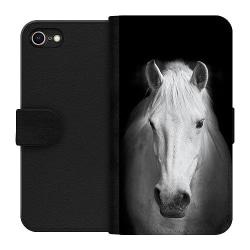 Apple iPhone 7 Wallet Case Häst