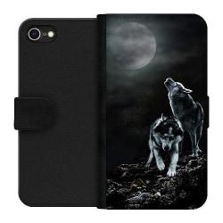 Apple iPhone 7 Plånboksfodral Varg