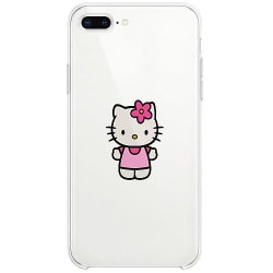 Apple iPhone 8 Plus Firm Case Hello Kitty