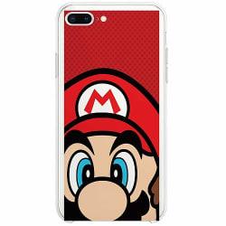 Apple iPhone 7 Plus Firm Case Mario