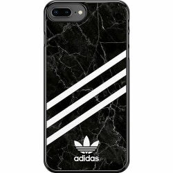 Apple iPhone 8 Plus Hard Case (Svart) Fashion