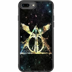 Apple iPhone 7 Plus Soft Case (Svart) Harry Potter