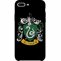 Apple iPhone 8 Plus Thin Case Harry Potter - Slytherin