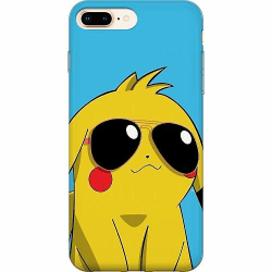 Apple iPhone 7 Plus Mjukt skal - Pokemon