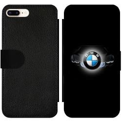 Apple iPhone 7 Plus Wallet Slim Case BMW