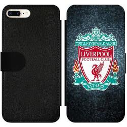 Apple iPhone 7 Plus Wallet Slim Case Liverpool Football Club