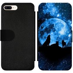 Apple iPhone 7 Plus Wallet Slim Case Varg