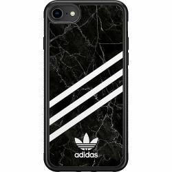 Apple iPhone 8 Soft Case (Svart) Fashion