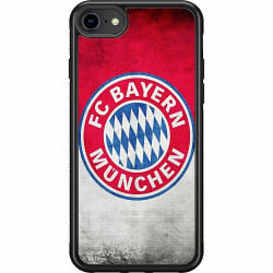 Apple iPhone 7 Soft Case (Svart) FC Bayern