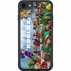 Apple iPhone 8 Soft Case (Svart) Roblox