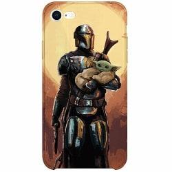 Apple iPhone 8 Thin Case Baby Yoda