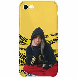 Apple iPhone SE (2020) Thin Case Billie Eilish