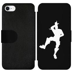 Apple iPhone 7 Wallet Slim Case Fortnite Dance