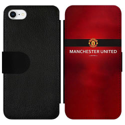 Apple iPhone 7 Wallet Slimcase Manchester United