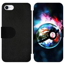 Apple iPhone 7 Wallet Slim Case Pokemon