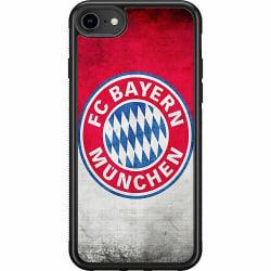 Apple iPhone 7 Soft Case (Svart) FC Bayern
