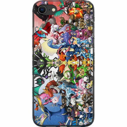 Apple iPhone 7 Thin Case Pokemon