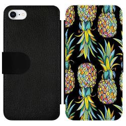Apple iPhone 7 Wallet Slimcase Pendulous Pineapple