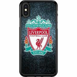 Apple iPhone X / XS Hard Case (Svart) Liverpool Football Club