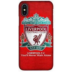 Apple iPhone X / XS LUX Mobilskal (Matt) Liverpool Football Club