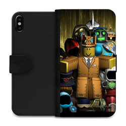 Apple iPhone XS Max Wallet Case Roblox