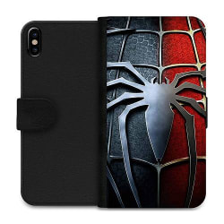 Apple iPhone XS Max Wallet Case Spiderman