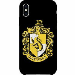 Apple iPhone X / XS Thin Case Harry Potter - Hufflepuff