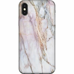 Apple iPhone XS Max Thin Case Marmor
