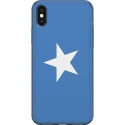 Apple iPhone XS Max Mjukt skal - Somalia