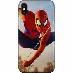 Apple iPhone X / XS Mjukt skal - Spiderman