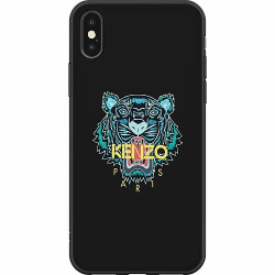 Apple iPhone X / XS Thin Case Tiger