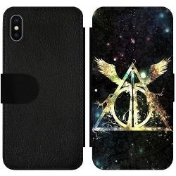 Apple iPhone X / XS Wallet Slim Case Harry Potter