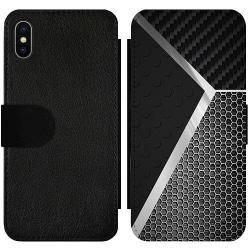 Apple iPhone X / XS Wallet Slimcase Metallic Pattern