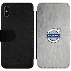Apple iPhone X / XS Wallet Slim Case Volvo