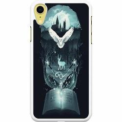 Apple iPhone XR Hard Case (Vit) Harry Potter