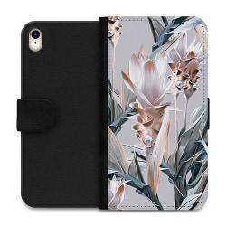 Apple iPhone XR Wallet Case Bloom