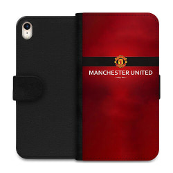 Apple iPhone XR Wallet Case Manchester United