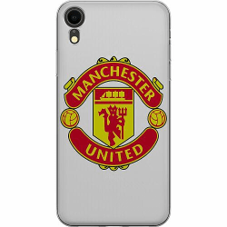 Apple iPhone XR Thin Case Manchester United