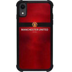 Apple iPhone XR Tough Case Manchester United