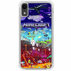 Apple iPhone XR Tough Case MineCraft