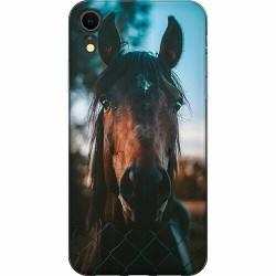 Apple iPhone XR Thin Case Häst / Horse
