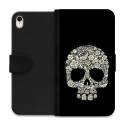 Apple iPhone XR Wallet Case Döskalle