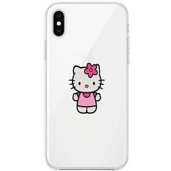 Apple iPhone XS Max Thin Case Hello Kitty