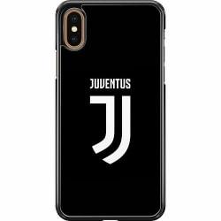 Apple iPhone XS Max Hard Case (Svart) Juventus