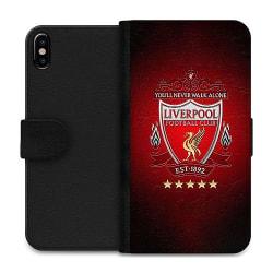 Apple iPhone X / XS Wallet Case YNWA Liverpool